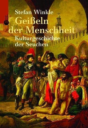 9783538071599: Geißeln der Menschheit: Die Kulturgeschichte der Seuchen