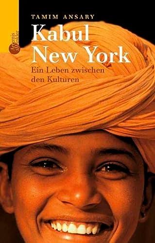9783538071681: Kabul - New York. Ein Leben zwischen den Kulturen