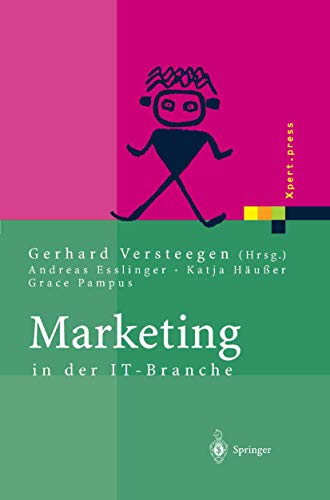 9783540000181: Marketing in der IT-Branche (Xpert.press) (German Edition)