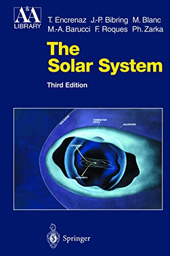 9783540002413: The Solar System (Astronomy and Astrophysics Library)