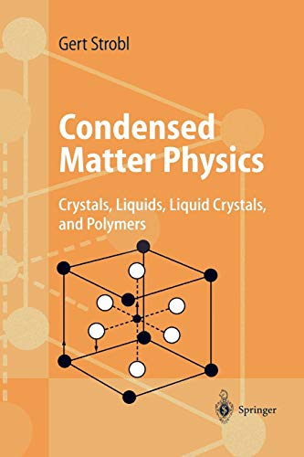9783540003533: Condensed Matter Physics: