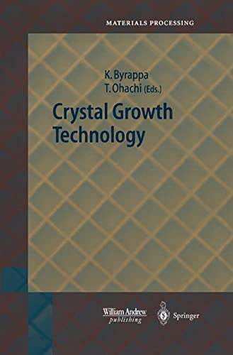 9783540003670: Crystal Growth Technology (Springer Series in Materials Processing)