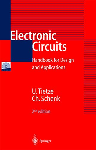 9783540004295: Electronic Circuits: Handbook for Design and Application