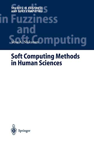 Soft Computing Methods in Human Sciences: Vesa A. Niskanen