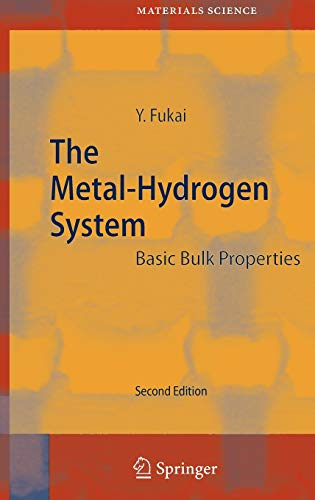 The Metal-Hydrogen System: Yuh Fukai