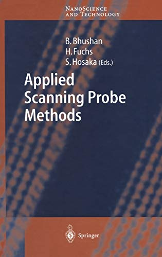 Applied Scanning Probe Methods I: Bharat Bhushan