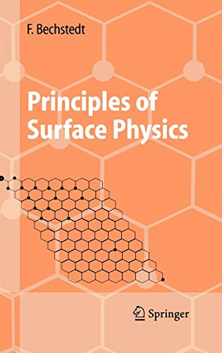 9783540006350: Principles of Surface Physics (Advanced Texts in Physics)