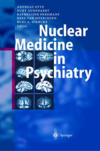 Nuclear Medicine in Psychiatry
