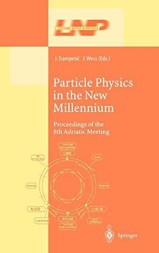 9783540007111: Particle Physics in the New Millennium: Proceedings of the 8th Adriatic Meeting (Lecture Notes in Physics)