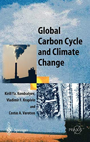 9783540008095: Global Carbon Cycle and Climate Change