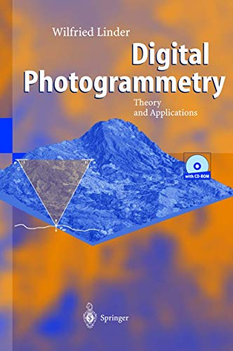 9783540008101: Digital Photogrammetry: A Practical Course