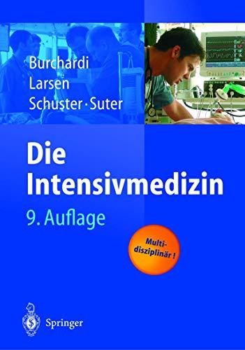 9783540008828: Die Intensivmedizin (German Edition)