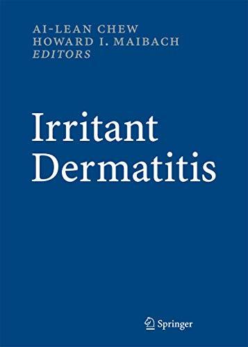 Irritant Dermatitis: Chew, Ai-Lean