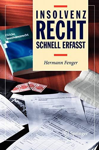 Insolvenzrecht - Schnell erfasst (German Edition)