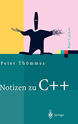 9783540010586: Notizen zu C++ (Xpert.press) (German Edition)