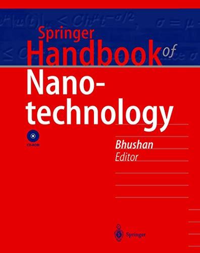 9783540012184: Springer Handbook of Nanotechnology