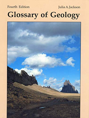 9783540012757: Glossary of Geology