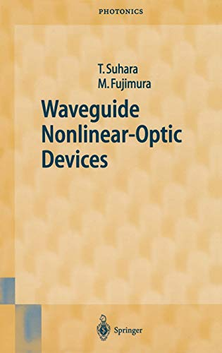 9783540015277: Waveguide Nonlinear-Optic Devices (Springer Series in Photonics)