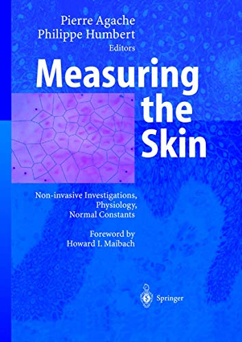 Measuring the Skin: Non-invasive Investigations, Physiology, Normal Constants