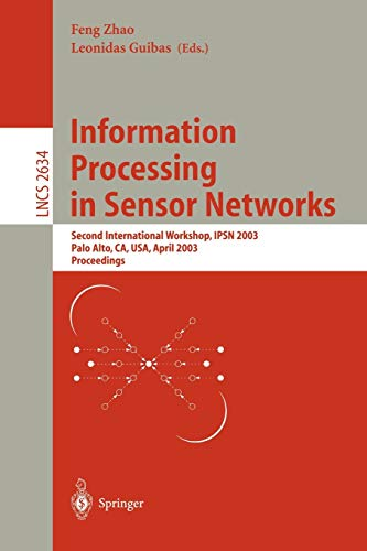 Information Processing in Sensor Networks, by Zhao: Zhao, Feng/ Guibas,