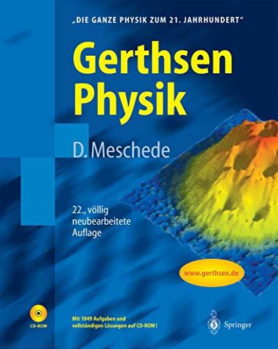 9783540026228: Gerthsen Physik (Springer-Lehrbuch)