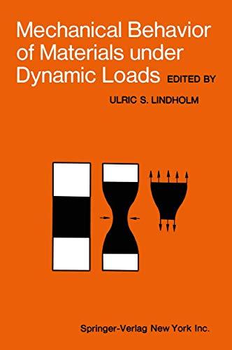 Mechanical Behavior of Materials under Dynamic Loads: