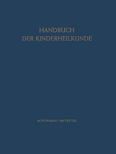 9783540045236: Neurologie Psychologie - Psychiatrie (Handbuch der Kinderheilkunde) (German Edition)