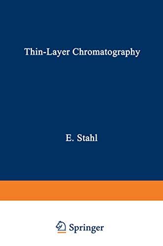 9783540047360: Thin-Layer Chromatography: A Laboratory Handbook