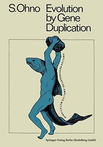 9783540052258: Evolution by Gene Duplication