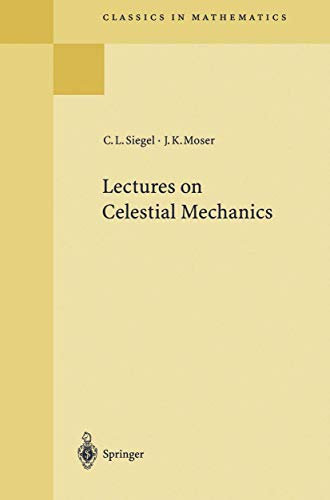 9783540054191: Lectures on Celestial Mechanics