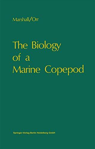 9783540056775: The Biology of a Marine Copepod: Calanus finmarchicus (Gunnerus)