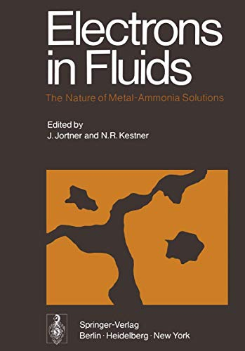 Electrons in Fluids: The Nature of Metal?Ammonia