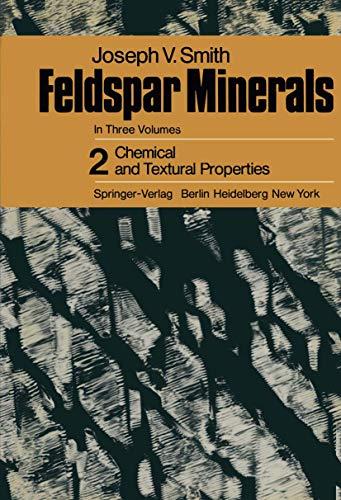 9783540065166: Feldspar Minerals: 2 Chemical and Textural Properties