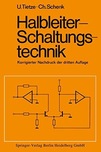 9783540066675: Halbleiter - Schaltungstechnik (German Edition)