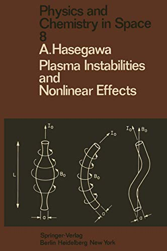 9783540069478: Plasma Instabilities and Nonlinear Effects (Physics and Chemistry in Space)