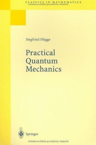9783540070504: Practical Quantum Mechanics 1971