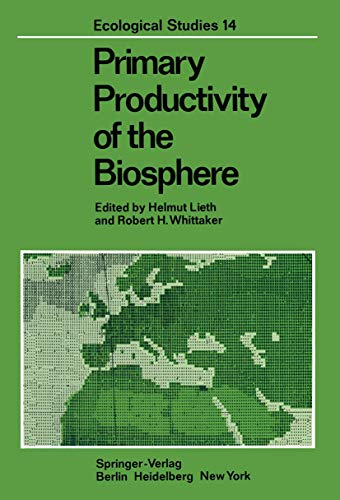 9783540070832: Primary Productivity of the Biosphere (Ecological Studies)