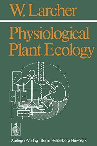9783540073369: Physiological Plant Ecology