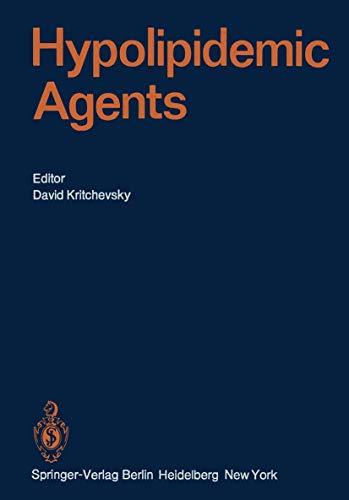 Hypolipidemic Agents (Handbook of Experimental Pharmacology): Bencze, W.L., Dempsey,
