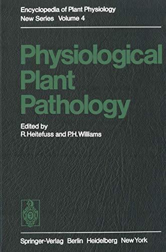 9783540075578: Physiological Plant Pathology (Encyclopedia of Plant Physiology)