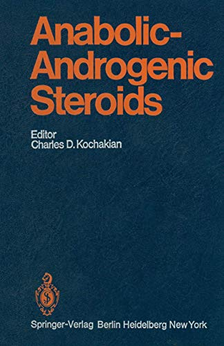 9783540077107: Anabolic-Androgenic Steroids (Handbook of Experimental Pharmacology)