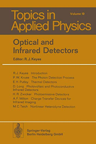 9783540082095: Optical and Infrared Detectors (Topics in Applied Physics)