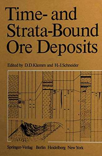 9783540085027: Time- and Strata-Bound Ore Deposits