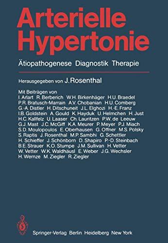 9783540087137: Arterielle Hypertonie: Ätiopathogenese Diagnostik Therapie (German Edition)