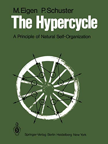 The Hypercycle: A Principle of Natural Self-Organization