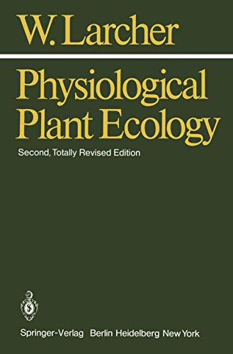 9783540097952: Physiological Plant Ecology