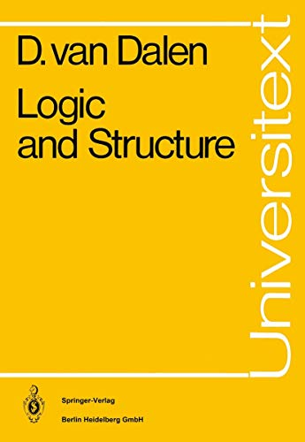 9783540098935: Logic and Structure (Universitext)