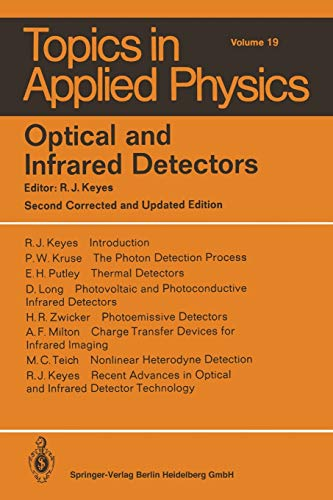 9783540101765: Optical and Infrared Detectors (Topics in Applied Physics volume 19)