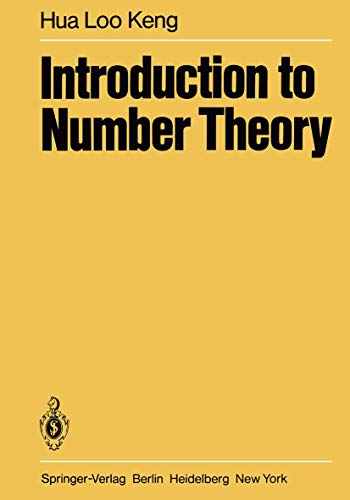 9783540108184: Introduction to Number Theory