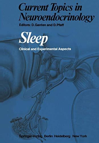 Sleep: Clinical and Experimental Aspects